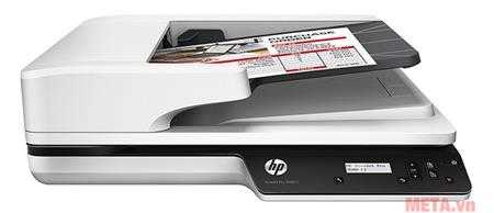 may scan hp scanjet pro 3500 f1 l2741a anh500