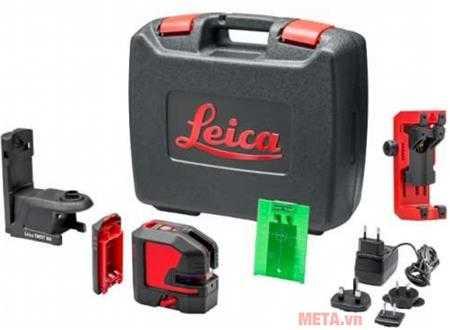 may can muc laser 2 tia xanh leica lino l2p5g anh500