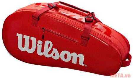 tui tennis wilson super tour 2 comp large red wrz840809 500