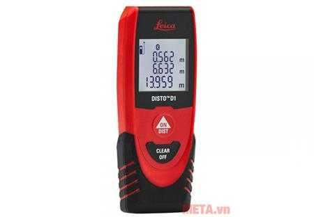 may do khoang cach laser leica disto d1 500