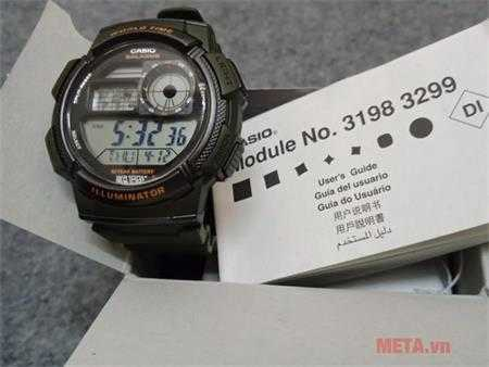 dong ho casio ae 1000w 3avdf s3