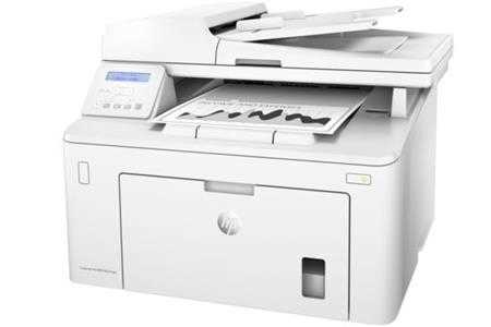 may in hp laserjet pro mfp m227sdn to