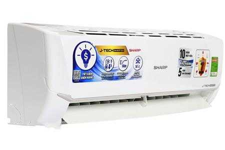 dieu hoa sharp inverter 2 hp 18000 btu ah x18vew
