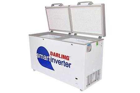 tu dong darling smart inverter dmf 4699wsi 2 ngan 470 lit