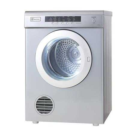 may say cua truoc electrolux edv7552s