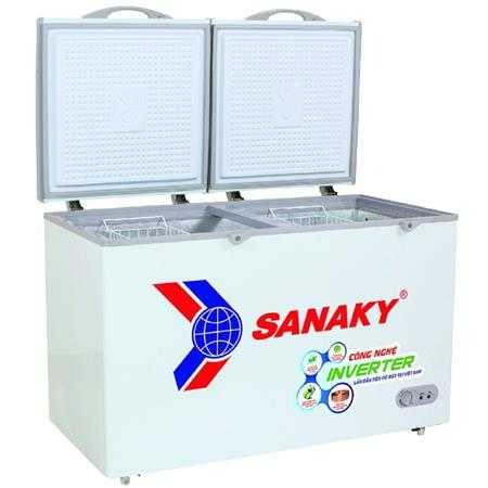 tu dong 2 ngan 2 canh sanaky vh 2599w3 250 lit