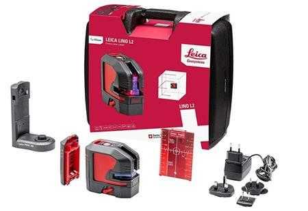 may can muc laser leica lino l2 li ion new