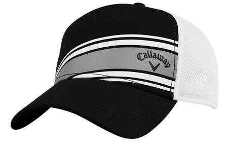 mu golf callaway stripe mesh adj