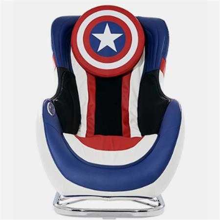 ghe massage bodyfriend captain america to