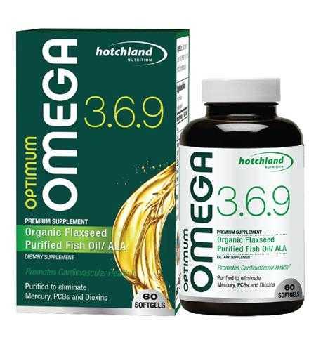 hotchland nutrition omega 3 6 9 60 vien