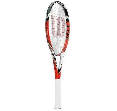 vot tennis wilson steam 99ls tns frm 2 wrt7194102 277g