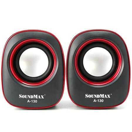 loa vi tinh mini soundmax a130 1
