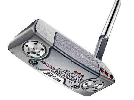 gay putter titleist scotty cameron 2019 select squareback 1 5