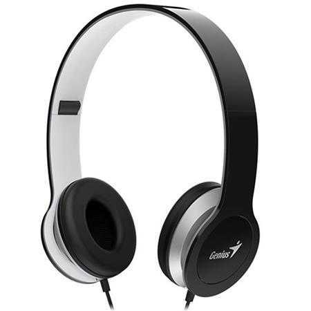 bo nghe noi genius headset hs m430 den