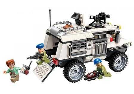 do choi lap ghep qman amored vehicle s crisis tap kich xe boc thep tm3204 AVT