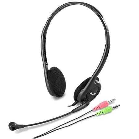 combo 2 bo nghe noi genius headset hs 200c