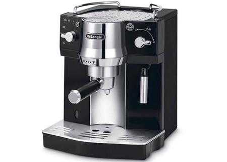 may pha ca phe delonghi pump espresso ec820 b