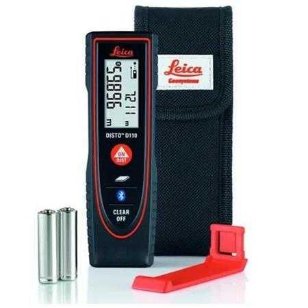 may do khoang cach laser leica distotm d110