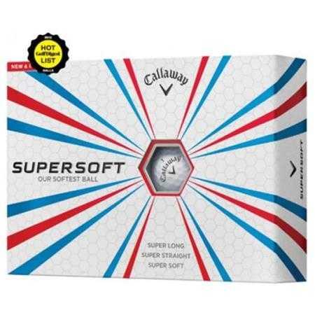 bong golf callaway supersoft 12b pk