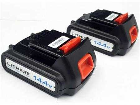 pin sac black decker 14 4v 1 5ah bl1514 a
