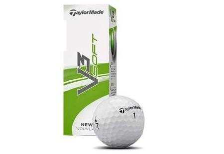 bong golf taylormade v3 soft to
