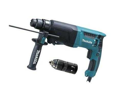 may khoan be tong makita hr2630t 800w