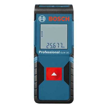may do khoang cach laser bosch glm 30