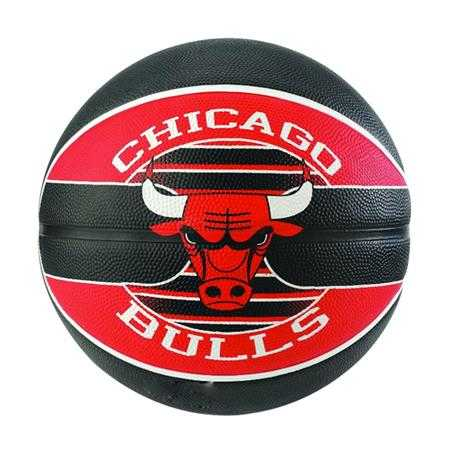 bong ro spalding nba team chicago bulls outdoor size 7 83 503z