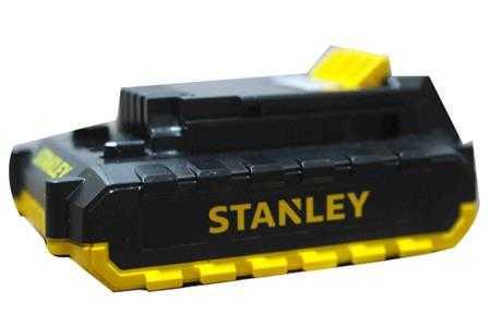 pin stanley 18v 2 0ah scb20d g