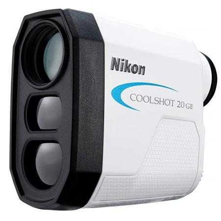 ong nhom nikon laser rangefinder coolshot 20 gii g1