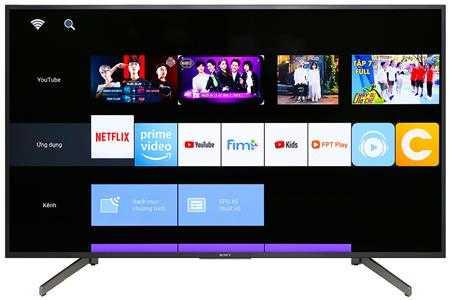 tivi sony smart 4k kd 55x7000g mau 2019 55 inch
