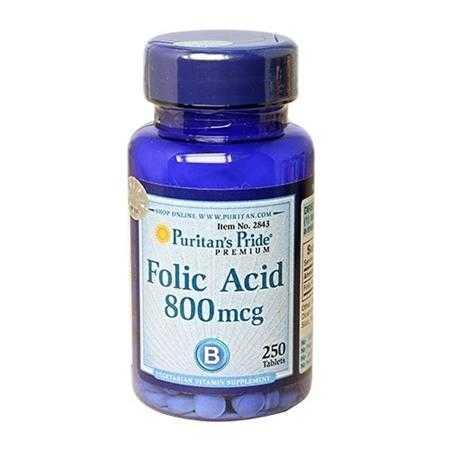 vien uong bo sung folic acid 800 mcg puritan s pride 2843 1
