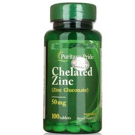 vien uong bo sung kem zinc chelate 50 mg puritan s pride 1