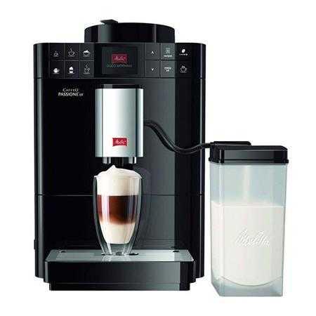 may pha ca phe melitta caffeo passione ot