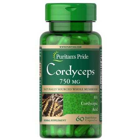 vien uong dong trung ha thao cordyceps mushroom 750 mg 53263 g