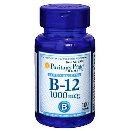 vitamin b 12 1000 mcg timed release 1380 g1