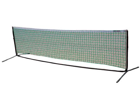 bo mini tennis di dong bang thep dai 4m kem luoi s25394 1