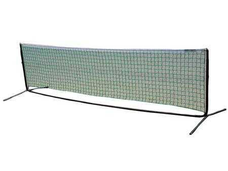 bo mini tennis di dong bang thep dai 6m kem luoi s25396 g