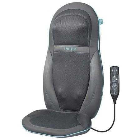dem massage shiatsu gel 3d homedics sgm 1600