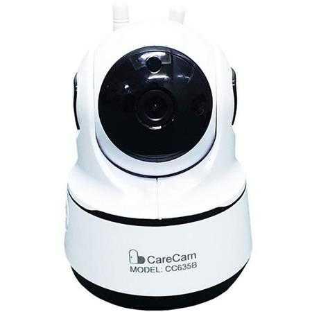camera carecam cc635b wifi 2mp human detect