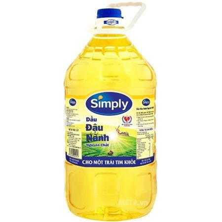 dau dau nanh simply 5 lit