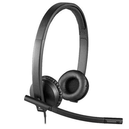tai nghe co mic logitech headset h570e sl1