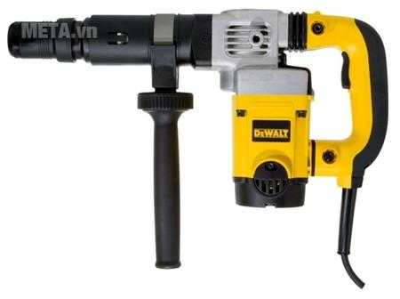 may khoan DeWalt D25580K vang