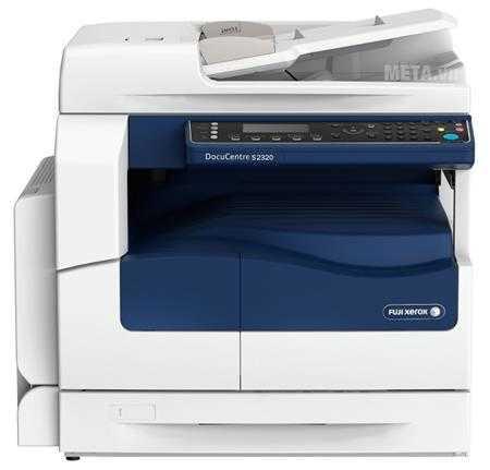 may photocopy Fuji Xerox DocuCentre S2320