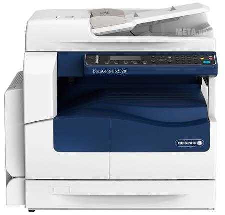 may photocopy Fuji Xerox DocuCentre S2520
