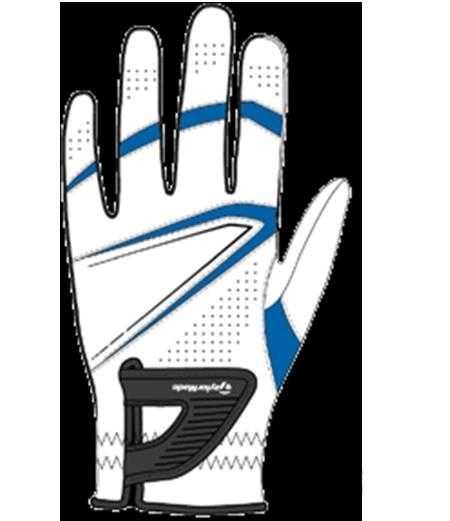 gang tay golf taylormade stratus sport blue b11961 thiet ke