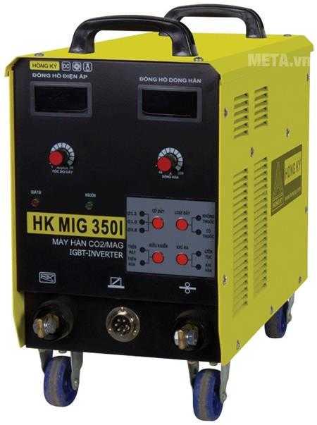 may han Hong Ky HK MIG350i 500