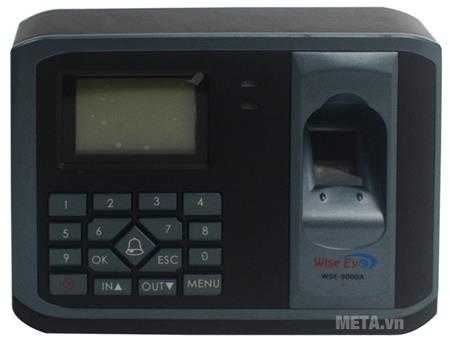 may cham cong wise eye 8000A