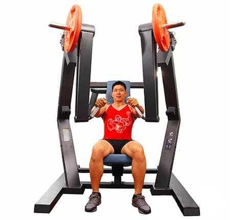 may tap nguc tren tiger sport tgp 420 to