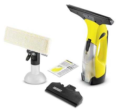 may ve sinh cua kinh karcher wv 5 premium window vac